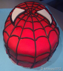 tarta spiderman (4)