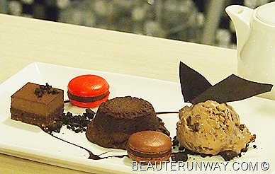 Obolo death by chocolate dessert 112 katong east coast Rochester Mall My Village