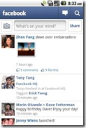 Facebook for Android - PC Supporter