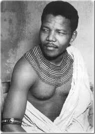 Mandela antes da prisão