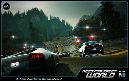 need for speed online racing game