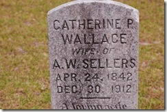 Catherine Wallace Sellers