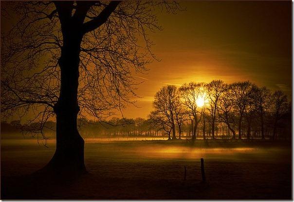 Lindas imagens do nascer do sol (3)