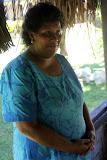 Our Guide and Spokesperson in Viseisei Village - Port Denarau, Fiji