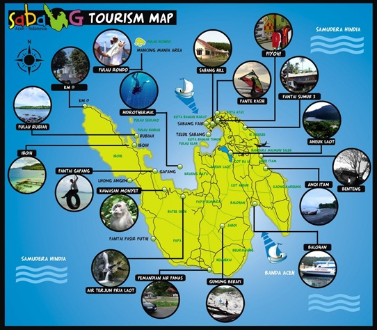 Peta Sabang 2