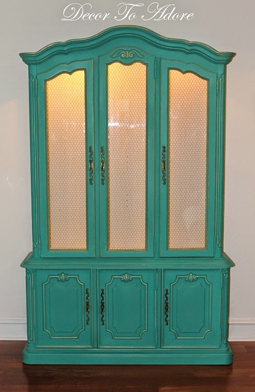 Decor To Adore French Hutch 002