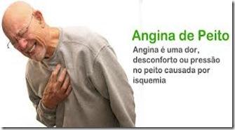 angina de peito