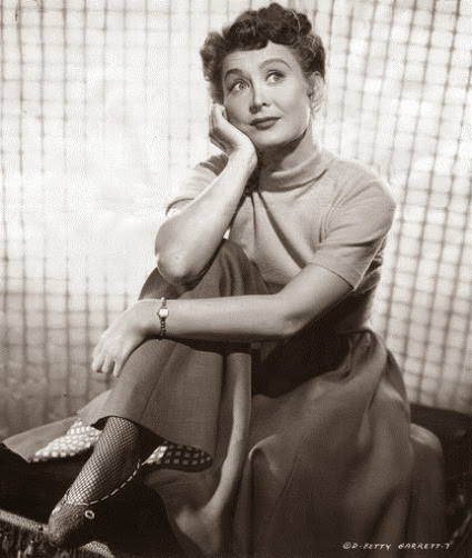 1955 handout photo of actress Betty Garrett for obit. © 1955 Columbia Pictures Corp.