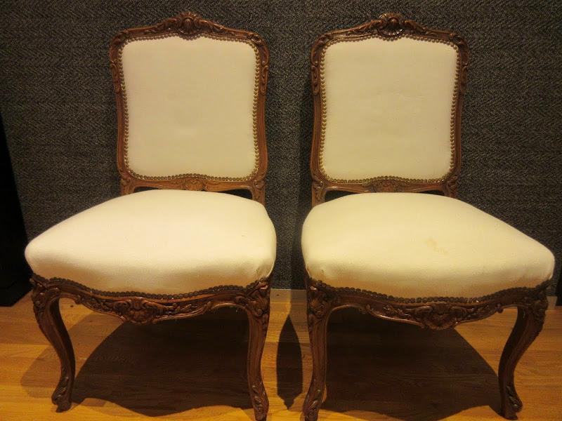 Side Chair Pair #1