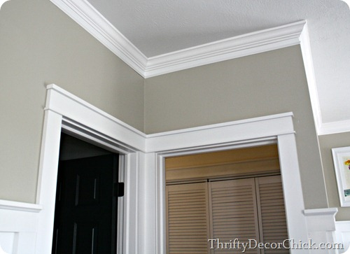 chunky door trim