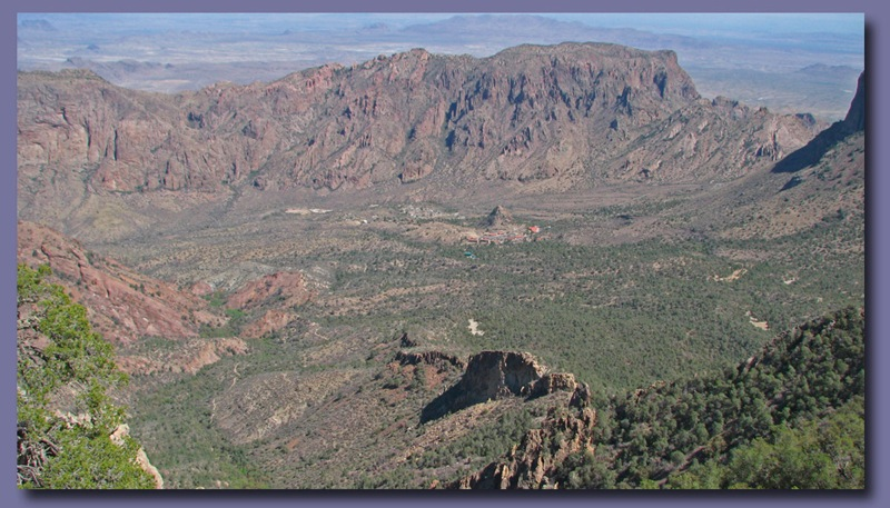 View of Chisos Basin edited 1