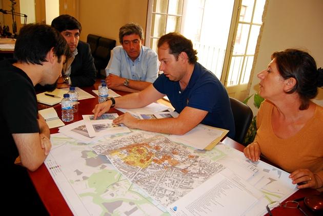 Câmara Municipal de Braga reuniu com ciclistas urbanos