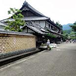 a Japanese village at Edo Wonderland in Nikko, Totigi (Tochigi) , Japan
