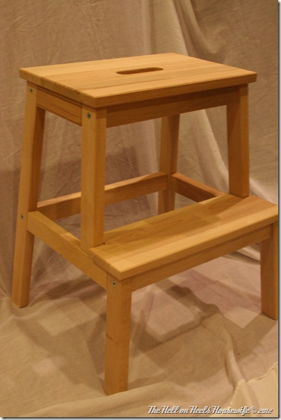 step stool 007