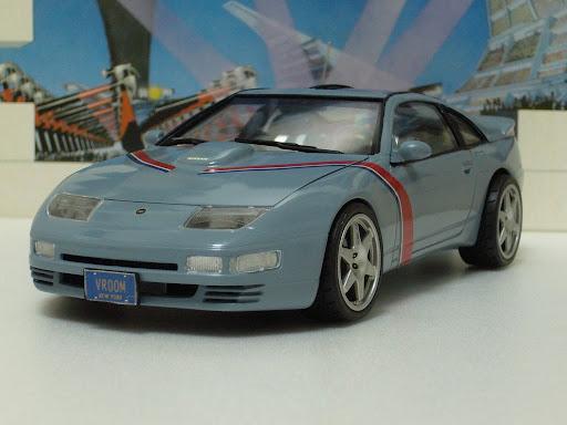 Nissan R89C Le Mans racer.