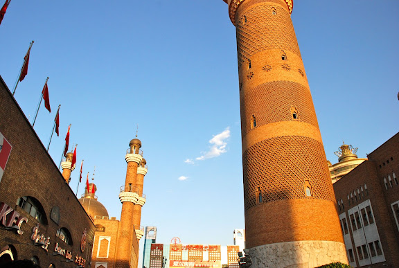 Urumqi - Grand Bazar, Tours