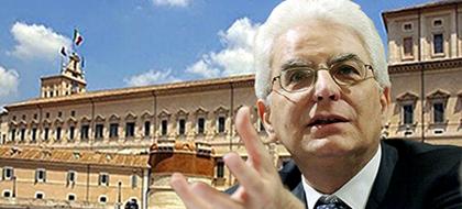 Sergio Mattarella Presidente Repubblica