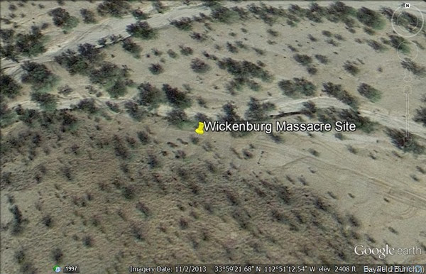 WICKENBURG MASSACRE SITE