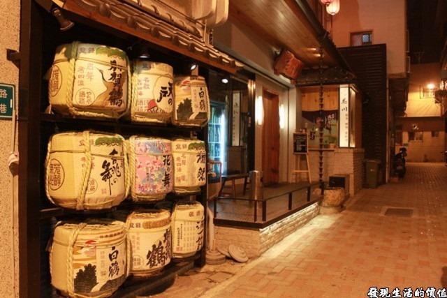 台南-花川日本料理●刺身●燒物●魚料理