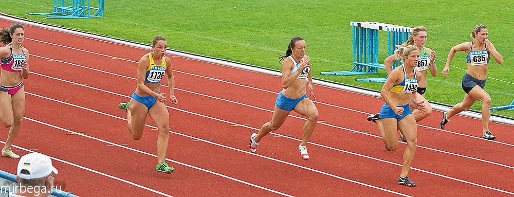 Чемпионат Украины по легкой атлетике - 13