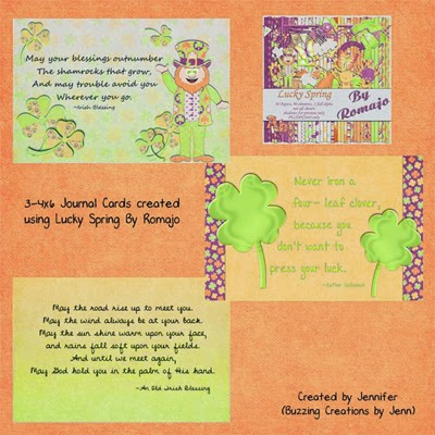 Romajo - Lucky Spring - Freebie Preview