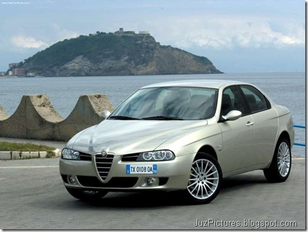Alfa Romeo 156 2.4 JTD (2003)5