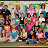 WBFJ Cici's Pizza Pledge - Kernersville Elementary - Mrs. Tench's Kindergarten Class - 4-10-13