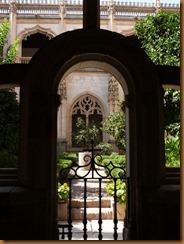Toledo, cloister N