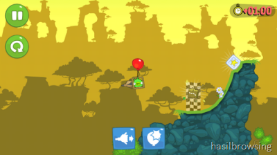 badpiggies screenshot (2)