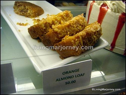 Black Canyon COffee:: Orange Almond Loaf