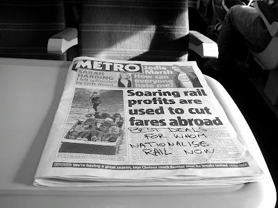 Nationalise rail now