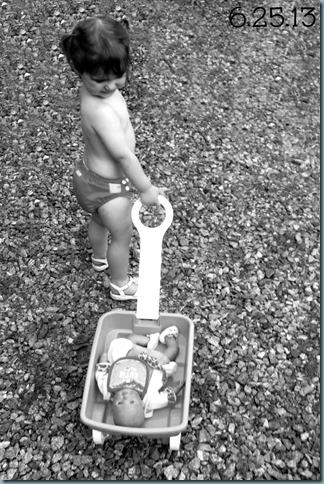 baby wagon bw