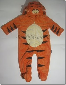 Disney Tiger Costume........