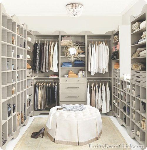 Ballard Designs Sarah closet