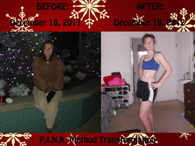 BEFORE and AFTER PINK2