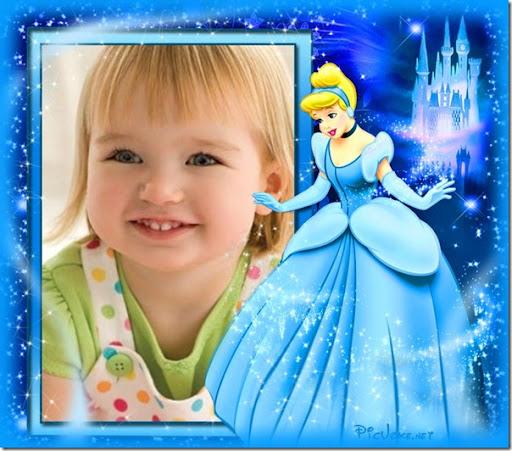 Fotomontajes de cumpleaños de princesas - Imagui
