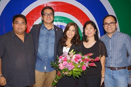 Jolina Magdangal inks deal with ABS-CBN