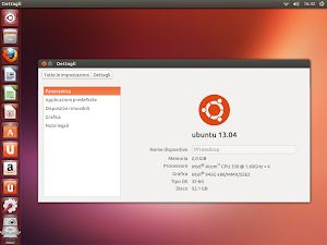 Ubuntu 13.04 Rarning