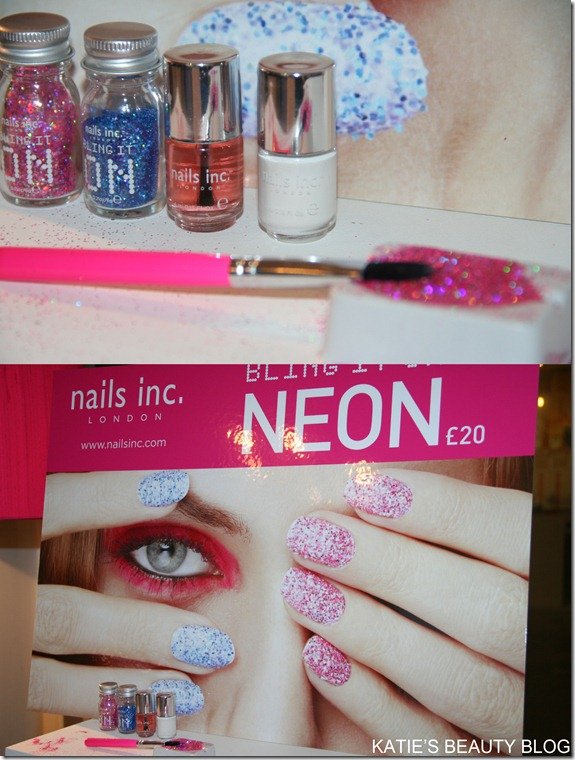 nails inc bling it set