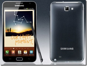 Samsung Galaxy Note Advantages And Disadvantages