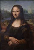 Mona Lisa (click to enlarge)