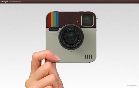 Câmera do Instagram