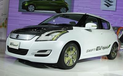 coche-Suzuki-Swift-EV Hybrid-hibrido-