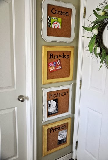 Holly's House - 12x12 Cork Boards 4
