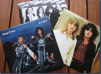 Cheap Trick trilogy