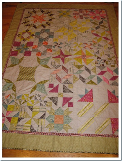 Ella twin quilt