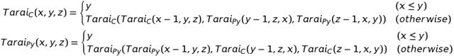 tarai_func_equation2