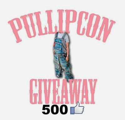 pullipcon giveaway 500 likes fb