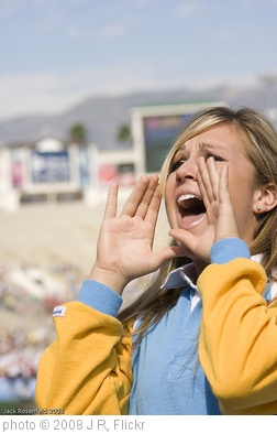 'UCLA Yell Leader' photo (c) 2008, J R - license: http://creativecommons.org/licenses/by/2.0/