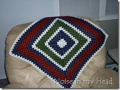 Giant Granny Blanket 7-26-11